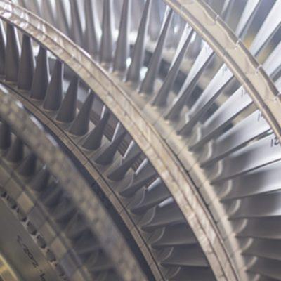 Gas Turbine Generator Blades